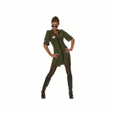 Carnavalsjurkje piloot voor dames