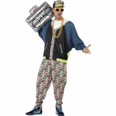 Carnavalskleding hip hop kostuum