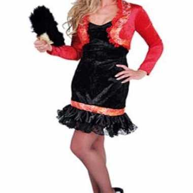 Carnavalskostuum Spaanse jurk