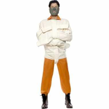 Hannibal Lecter carnavalspak
