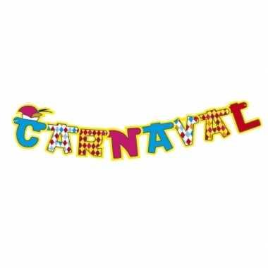 Prins carnaval letterslinger 130 cm