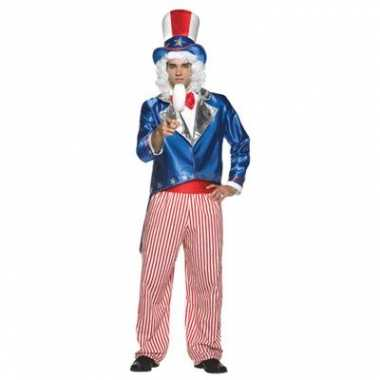 Uncle Sam Carnavalskleding